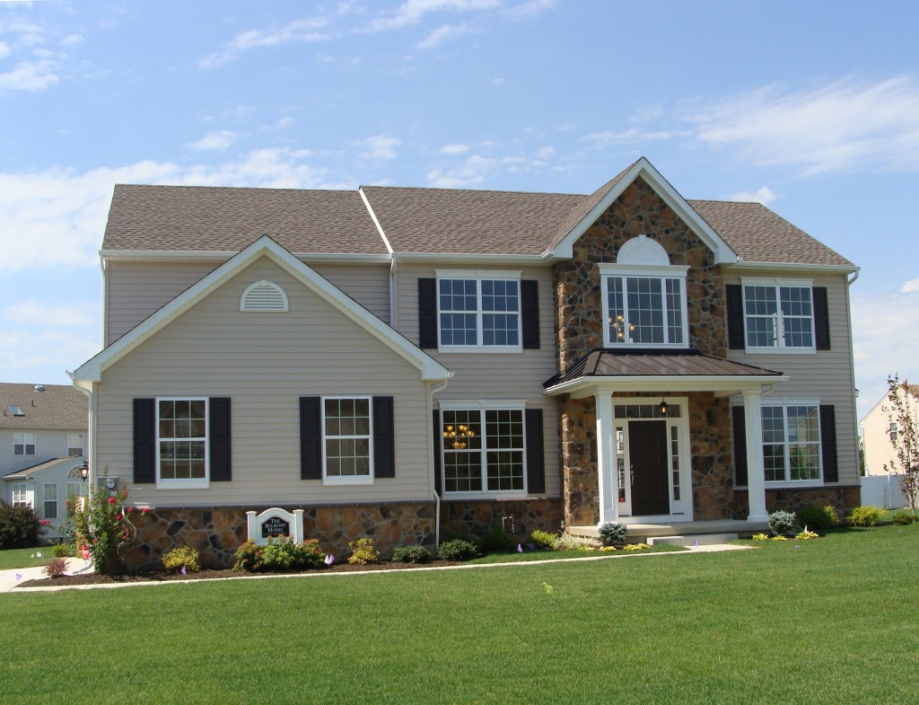 Move in ready homes mays landing williamstown cherry for Nj house builders