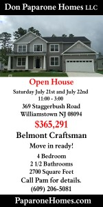 Courier Post classified open house1